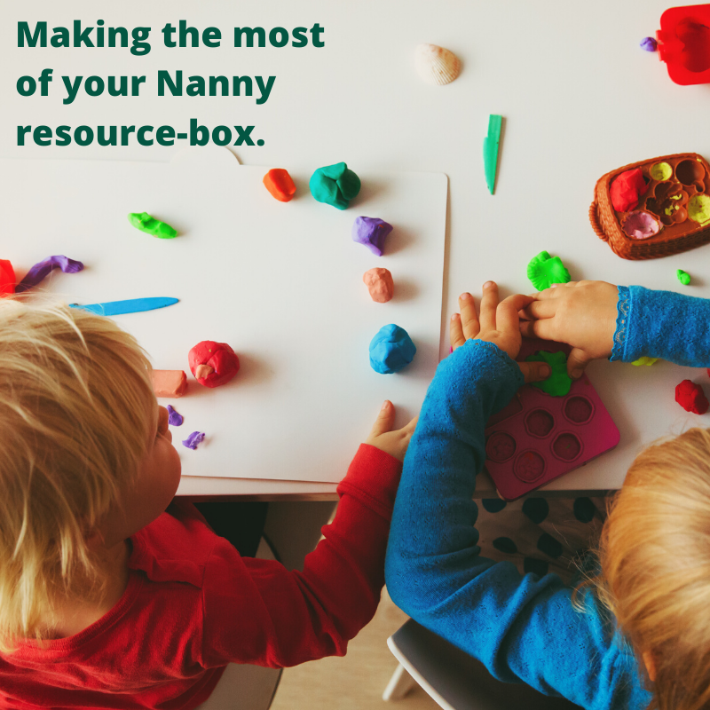 What's in your Nanny Resource Box?