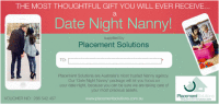 Date Night Nanny package - 6 hours