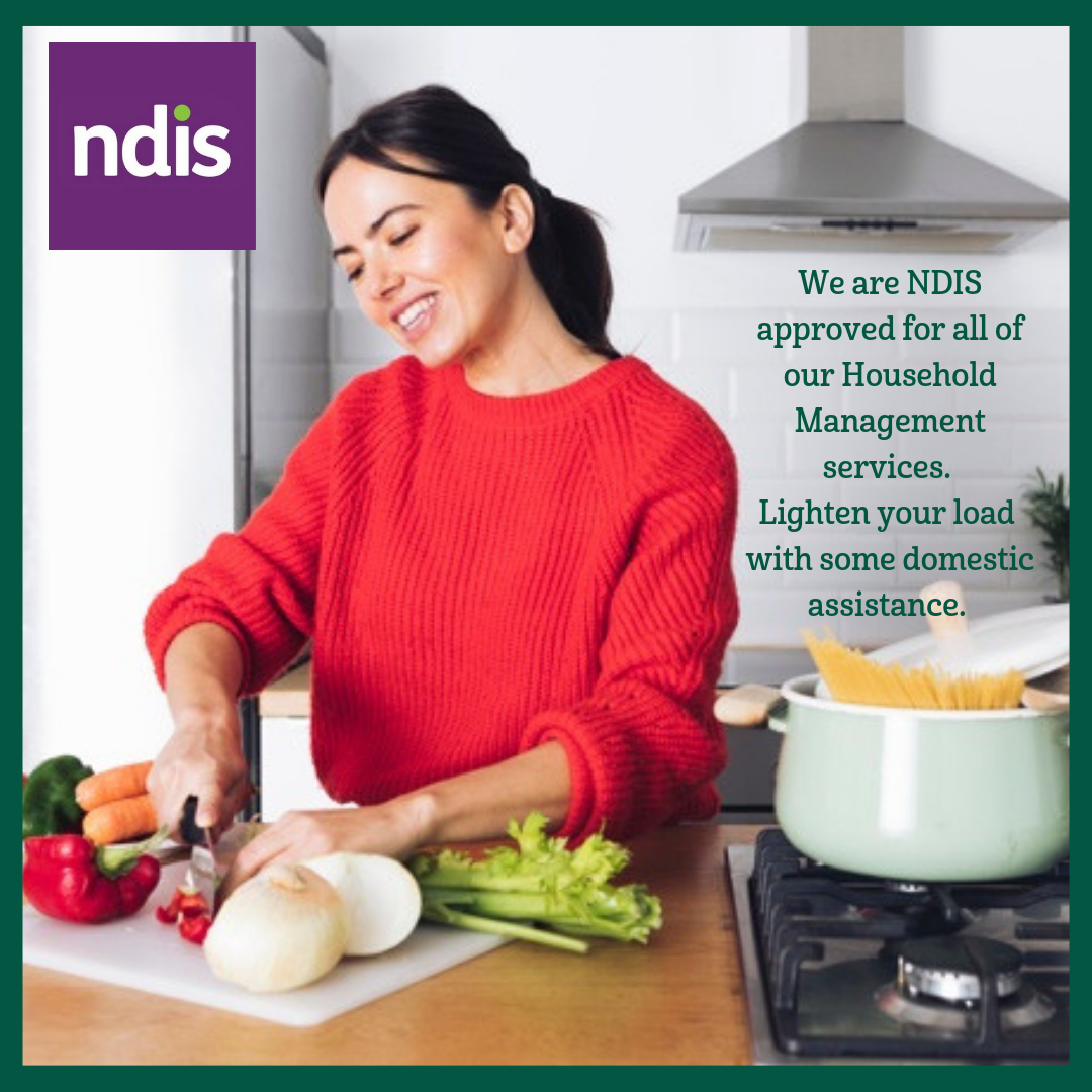 We are NDIS Approved